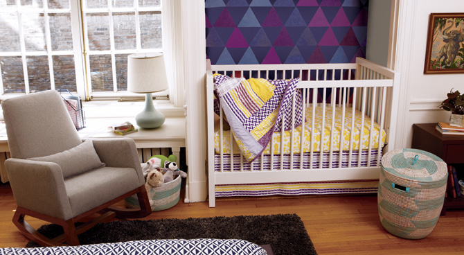 Shared Spaces: Make Room for Baby | Crate&Kids Blog