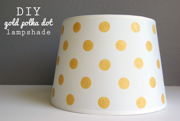 How About A Custom Lamp And Lampshade That Doesnu0027t Cost A Fortune? You Can  Do It! I Gave An Old Lamp New Life With A Coat Of Metallic Gold Paint And A  ...