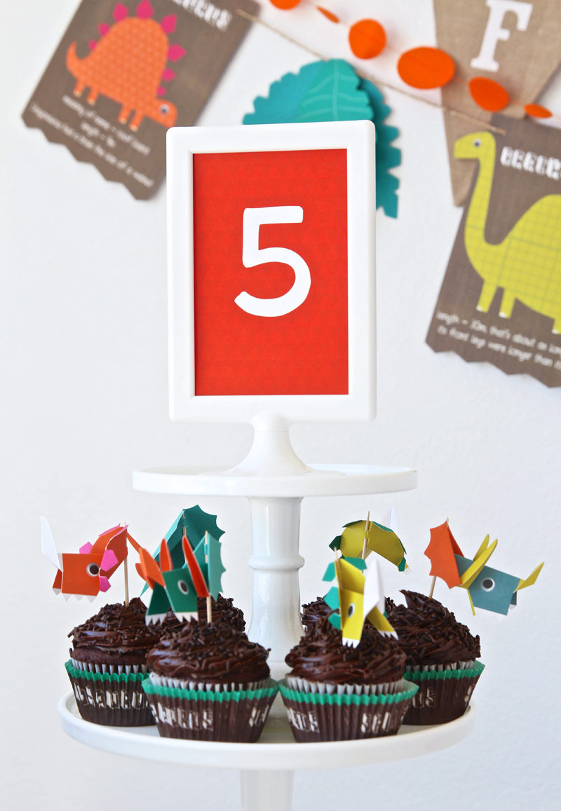 Dinosaur Party | Crate&Kids Blog