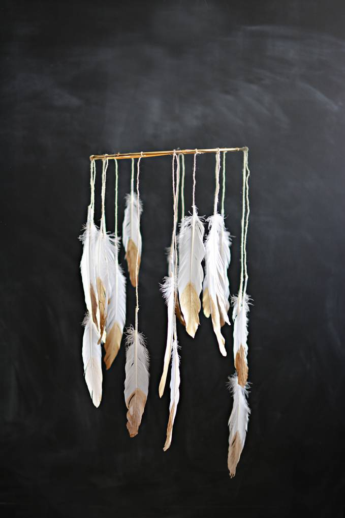 DIY Dream Catcher Mobile 2
